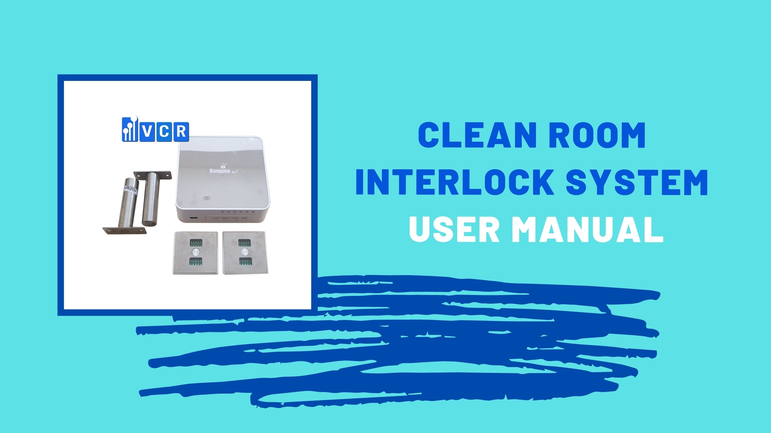 cleanroom door interlocks